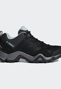 adidas Performance - TERREX AX2 CLIMAPROOF - Hiking shoes - black - 5