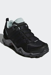 adidas Performance - TERREX AX2 CLIMAPROOF - Hiking shoes - black - 2