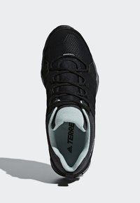 adidas Performance - TERREX AX2 CLIMAPROOF - Hiking shoes - black - 1