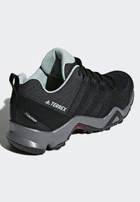 adidas Performance - TERREX AX2 CLIMAPROOF - Hiking shoes - black - 3
