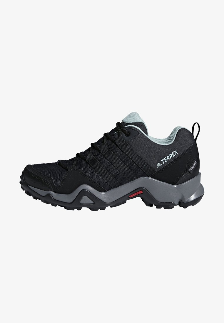 adidas Performance - TERREX AX2 CLIMAPROOF - Hiking shoes - black