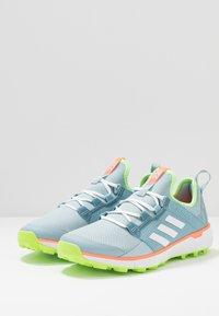 adidas Performance - TERREX SPEED LD - Obuwie do biegania Szlak - ash green/footwear white - 2