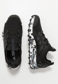 adidas Performance - TERREX SPEED LD - Trail running shoes - core black/ash grey - 1