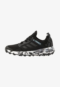 adidas Performance - TERREX SPEED LD - Trail running shoes - core black/ash grey - 0