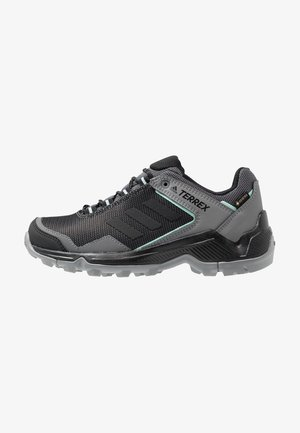 TERREX EASTRAIL GORE TEX - Hiking shoes - grey four/core black/clear mint