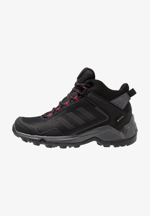 TERREX EASTRAIL MID GORE-TEX - Hiking shoes - carbon/core black/active pink