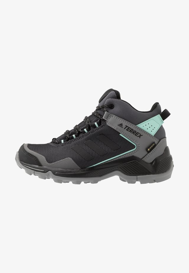 TERREX EASTRAIL MID GORE-TEX - Hikingschuh - grey four/core black/clear mint