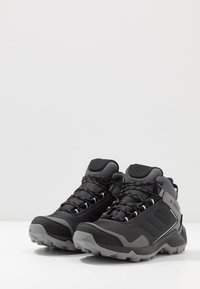 adidas Performance - TERREX EASTRAIL MID GORE-TEX - Hiking shoes - grey four/core black/clear mint - 2