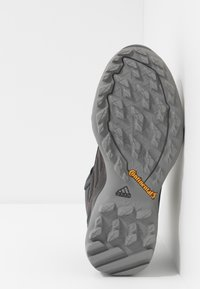 adidas Performance - TERREX AX3 MID GORE-TEX - Hiking shoes - grey five/core black/clear mint - 4