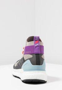 adidas Performance - TERREX FREE HIKER - Scarpa da hiking - light brown/simple brown/ash grey - 3