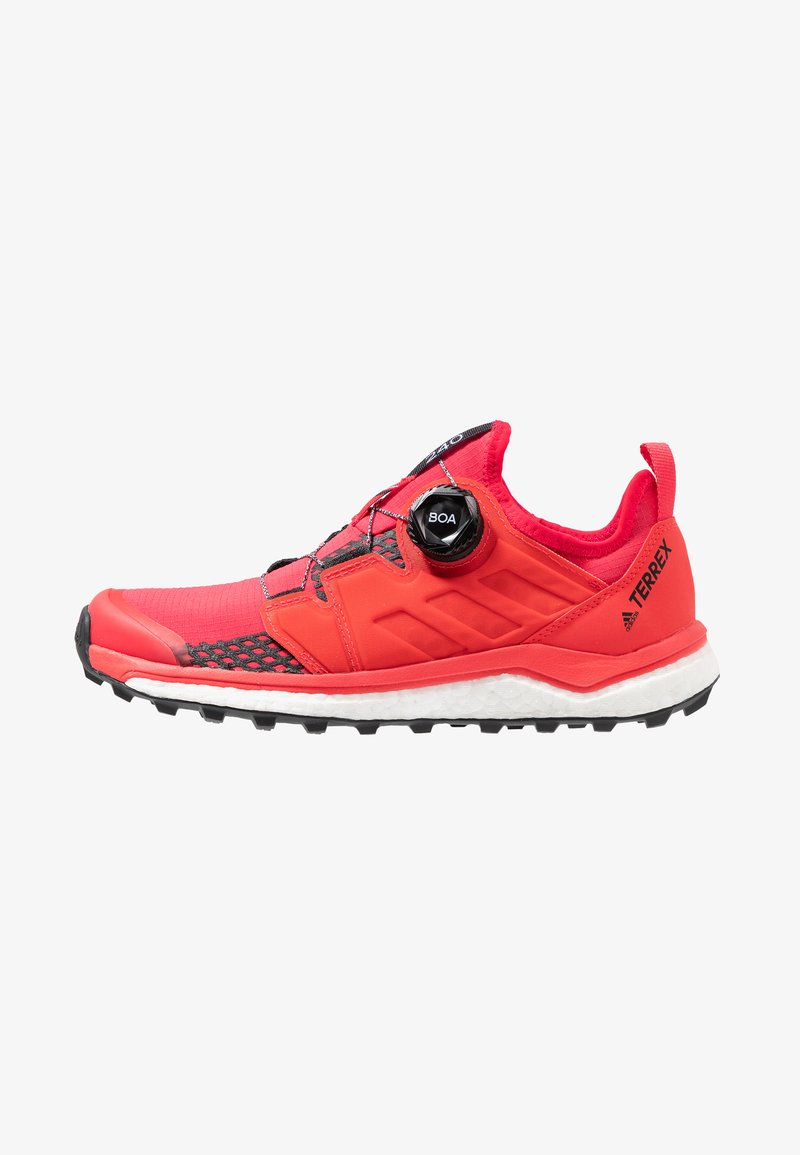 adidas Performance - TERREX AGRAVIC BOA TRAIL RUNNING SHOES - Laufschuh Trail - active pink/core black/shock red