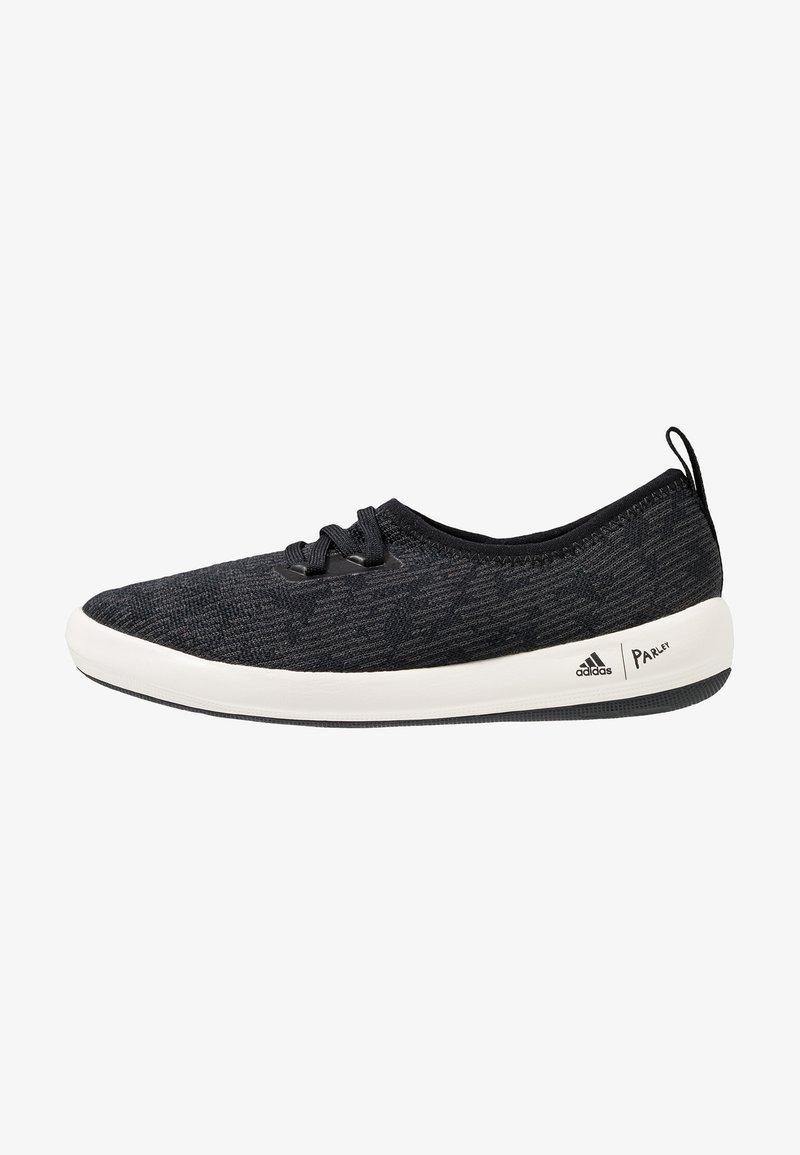 adidas Performance - TERREX CLIMACOOL SLEEK BOAT - Zapatillas acuáticas - core black/carbon/white