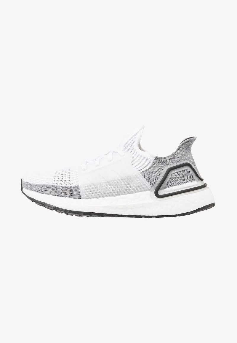 adidas Performance - ULTRABOOST 19 - Juoksukenkä/neutraalit - footwear white/crystal white/grey two