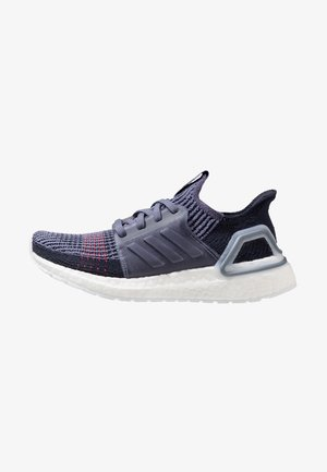 ULTRABOOST 19 - Zapatillas de running neutras - raw indigo/shock red