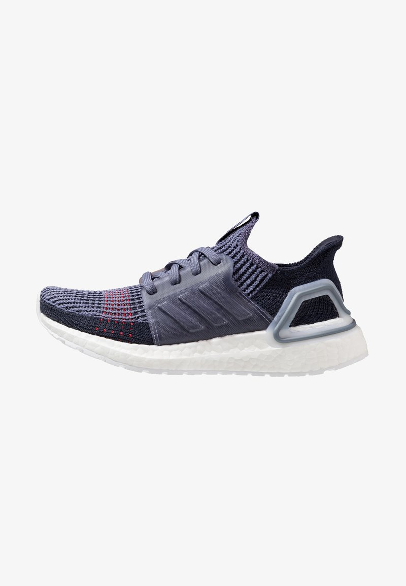 adidas Performance - ULTRABOOST 19 - Neutral running shoes - raw indigo/shock red