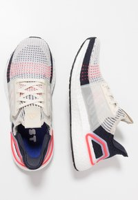 adidas Performance - ULTRABOOST 19 - Neutral running shoes - brown/footwear white/legend ink - 1