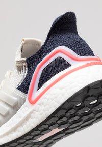 adidas Performance - ULTRABOOST 19 - Neutral running shoes - brown/footwear white/legend ink - 5