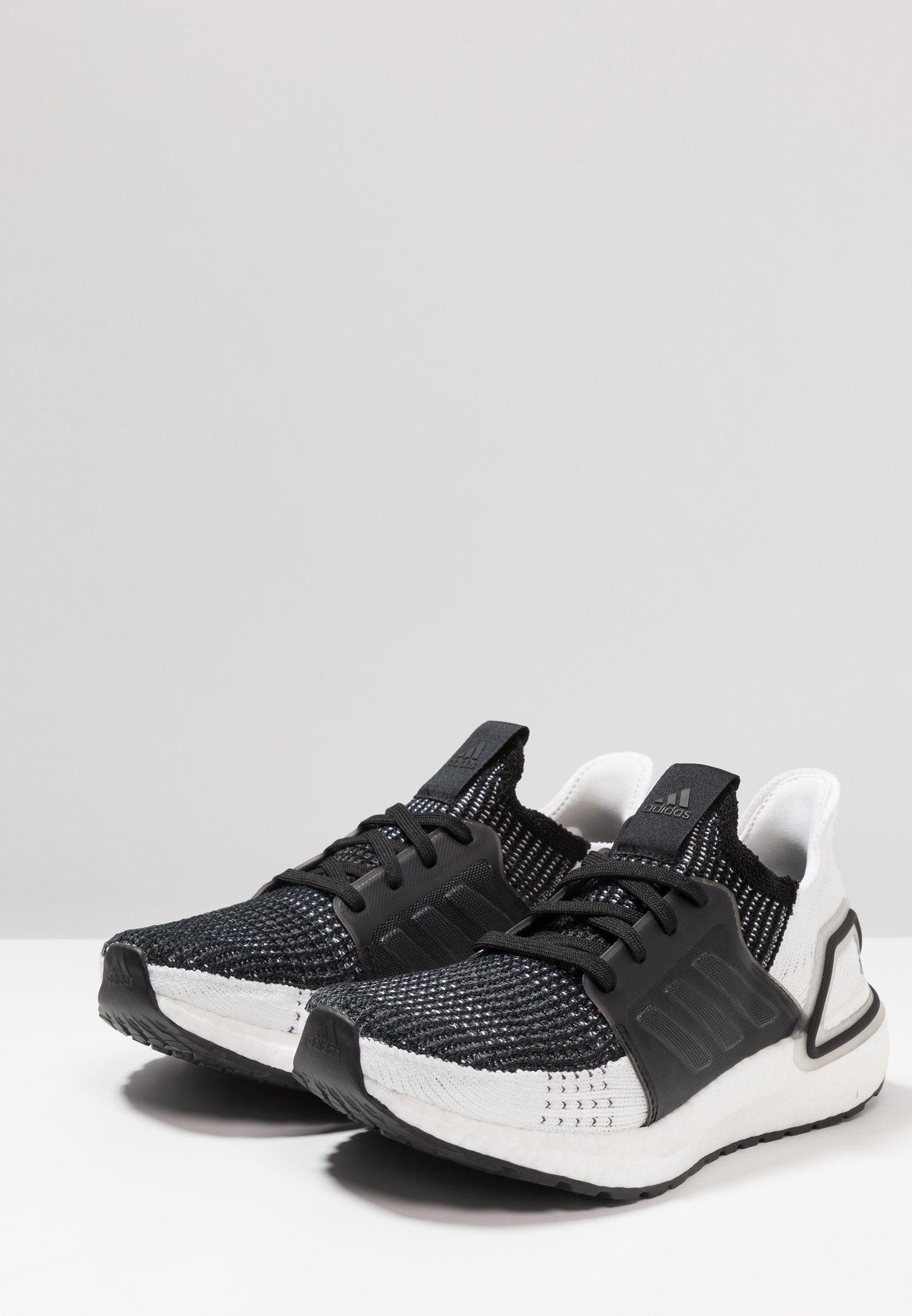 adidas Performance ULTRABOOST 19 - Laufschuh Neutral - core black/grey six/grey four 2rVQHa