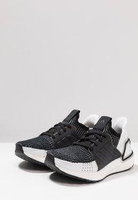 adidas Performance - ULTRABOOST 19 - Neutrální běžecké boty - core black/grey six/grey four - 2