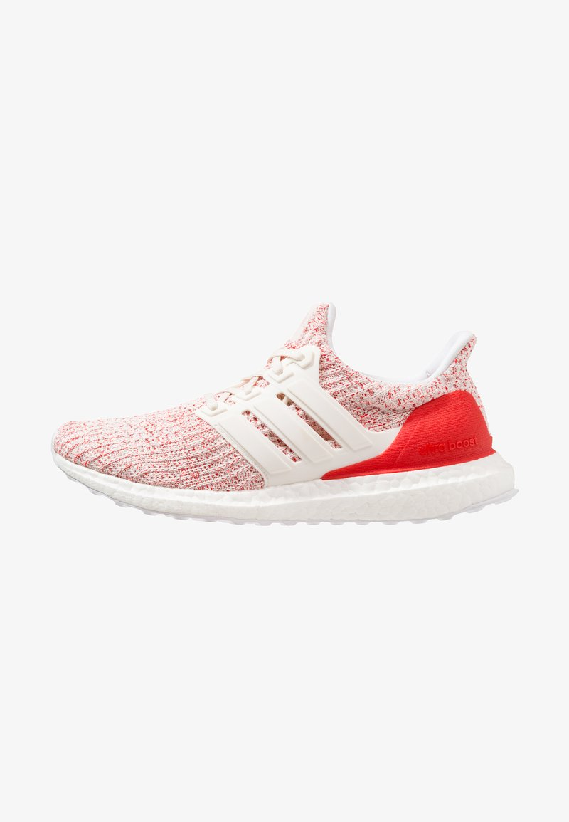 adidas Performance - ULTRABOOST - Neutral running shoes - core white/activ red