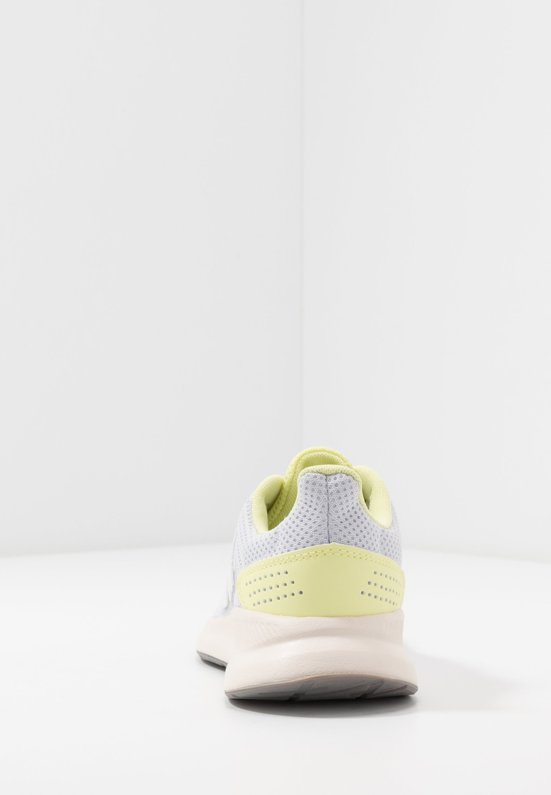 Adidas Performance Runfalcon - Nøytrale Løpesko Dash Grey/footwear White/yellow Tint