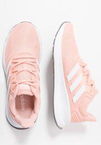 adidas Performance - RUNFALCON - Juoksukenkä/neutraalit - glow pink/footwear white/grey three - 1