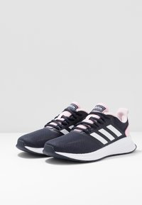 adidas Performance - RUNFALCON - Zapatillas de running neutras - legend ink/footwear white/clear pink - 2
