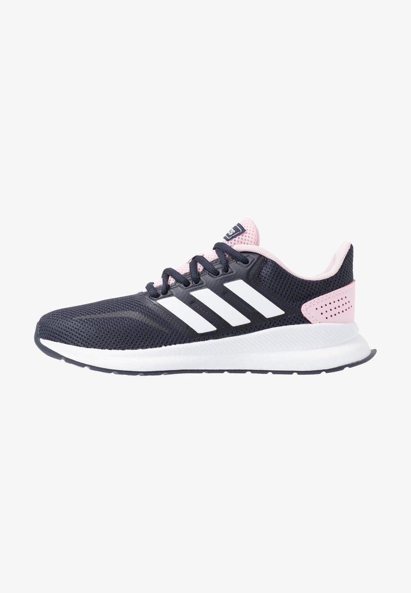adidas Performance - RUNFALCON - Juoksukenkä/neutraalit - legend ink/footwear white/clear pink