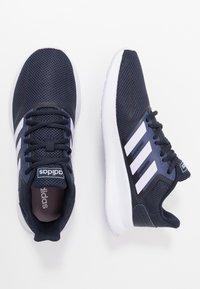 adidas Performance - RUNFALCON - Obuwie do biegania treningowe - legend ink/purple tint/footwear white - 1