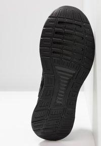 adidas Performance - RUNFALCON - Laufschuh Neutral - core black - 4