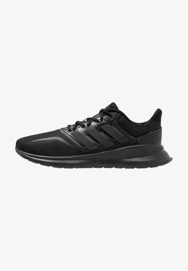 RUNFALCON - Neutral running shoes - core black