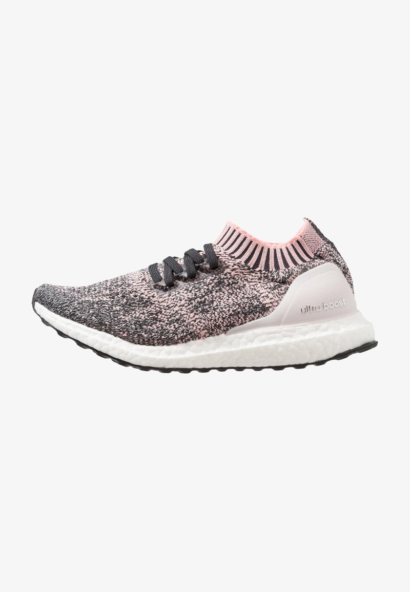 adidas Performance - ULTRABOOST UNCAGED - Laufschuh Neutral - true pink/clear orange/carbon