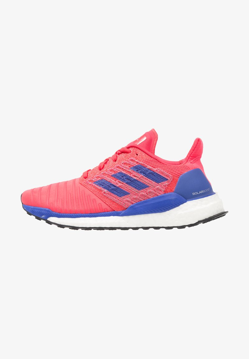 adidas Performance - SOLAR BOOST - Neutral running shoes - shock red/active blue