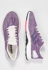 adidas Performance - PUREBOOST DPR  - Neutral running shoes - cloud white/raw indigo/shock red - 1
