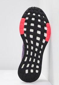 adidas Performance - PUREBOOST DPR  - Neutral running shoes - cloud white/raw indigo/shock red - 4