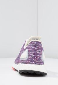 adidas Performance - PUREBOOST DPR  - Neutral running shoes - cloud white/raw indigo/shock red - 3