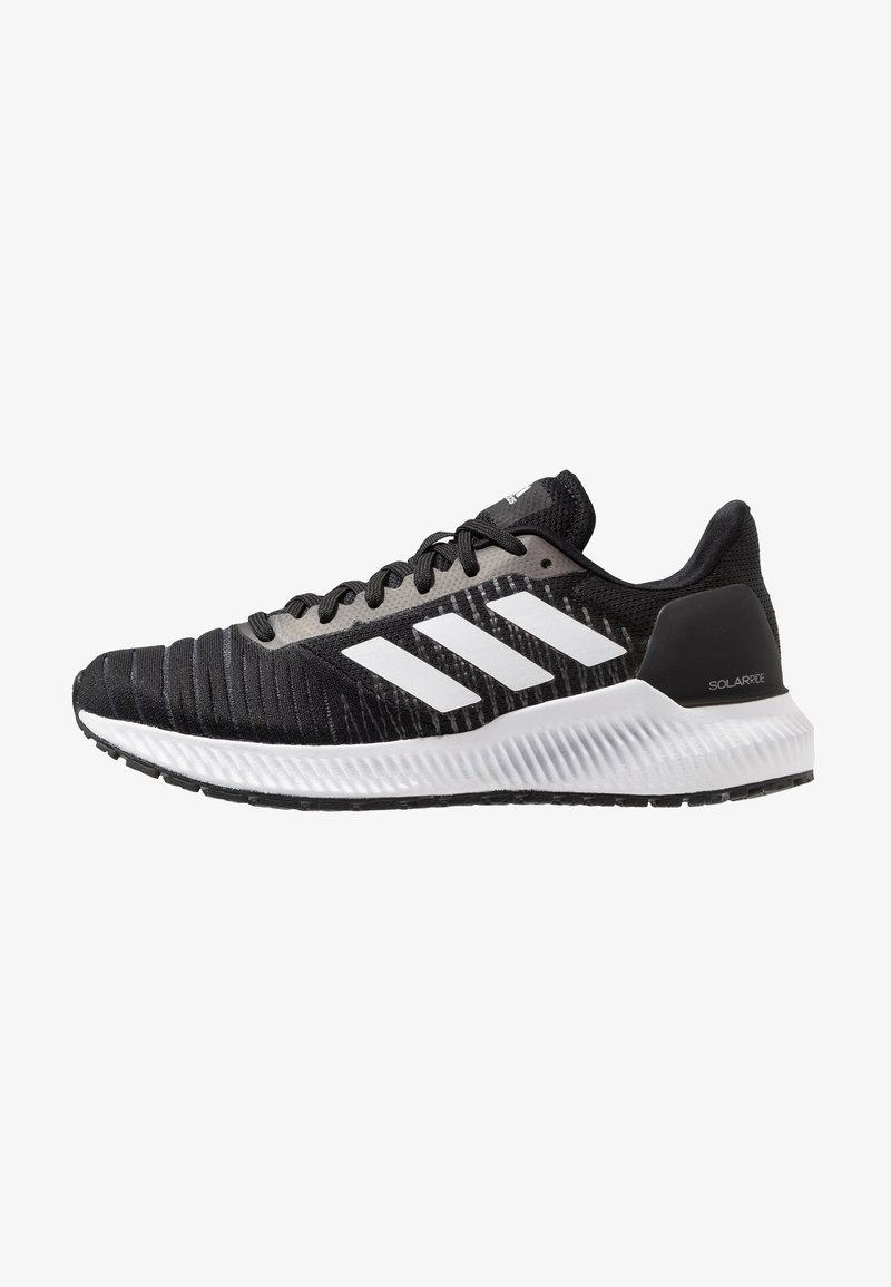 adidas Performance - SOLAR RIDE - Neutrala löparskor - core black/footwear white/grey five