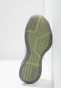 adidas Performance - SOLAR LT TRAINER - Hardloopschoenen neutraal - raw white/footwear white/hi-res yellow - 4