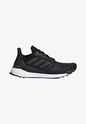 Solar Boost Shoes - Laufschuh Neutral - black