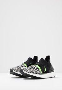 adidas by Stella McCartney - ULTRABOOST X 3D SPORT RUNNING SHOES - Neutrala löparskor - black-white/core white/solar green - 2