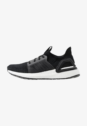 ULTRABOOST 19 - Zapatillas de running neutras - core black/grey five/solar orange