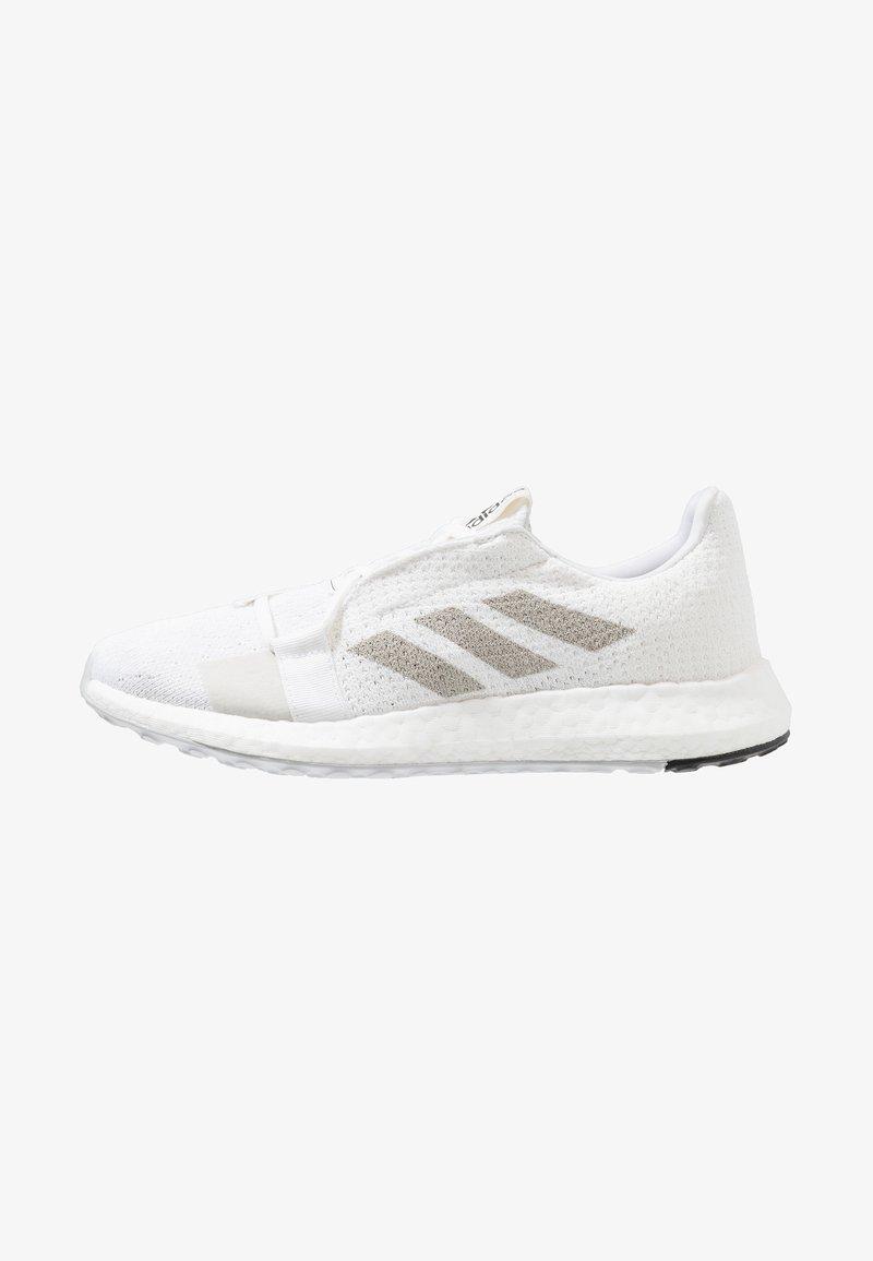 adidas Performance - SENSEBOOST GO - Neutral running shoes - footwear white/grey one/core black
