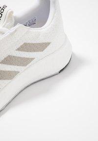 adidas Performance - SENSEBOOST GO - Neutral running shoes - footwear white/grey one/core black - 5