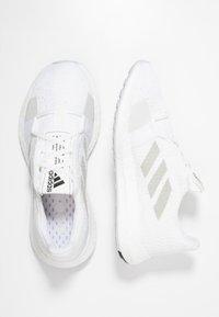 adidas Performance - SENSEBOOST GO - Neutral running shoes - footwear white/grey one/core black - 1