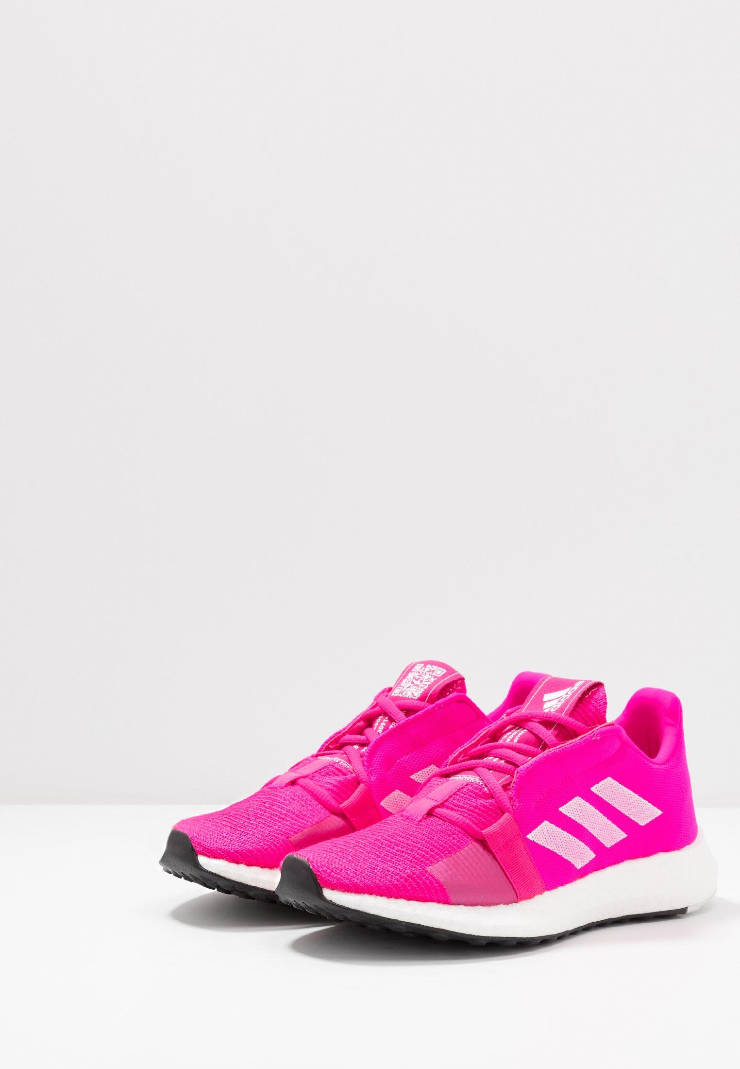 Adidas Performance Senseboost Go - Laufschuh Neutral Shock Pink/footwear White/real Magenta Black Friday