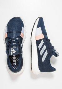 adidas Performance - SENSEBOOST GO - Neutral running shoes - collegiate navy/footwear white/glow pink - 1