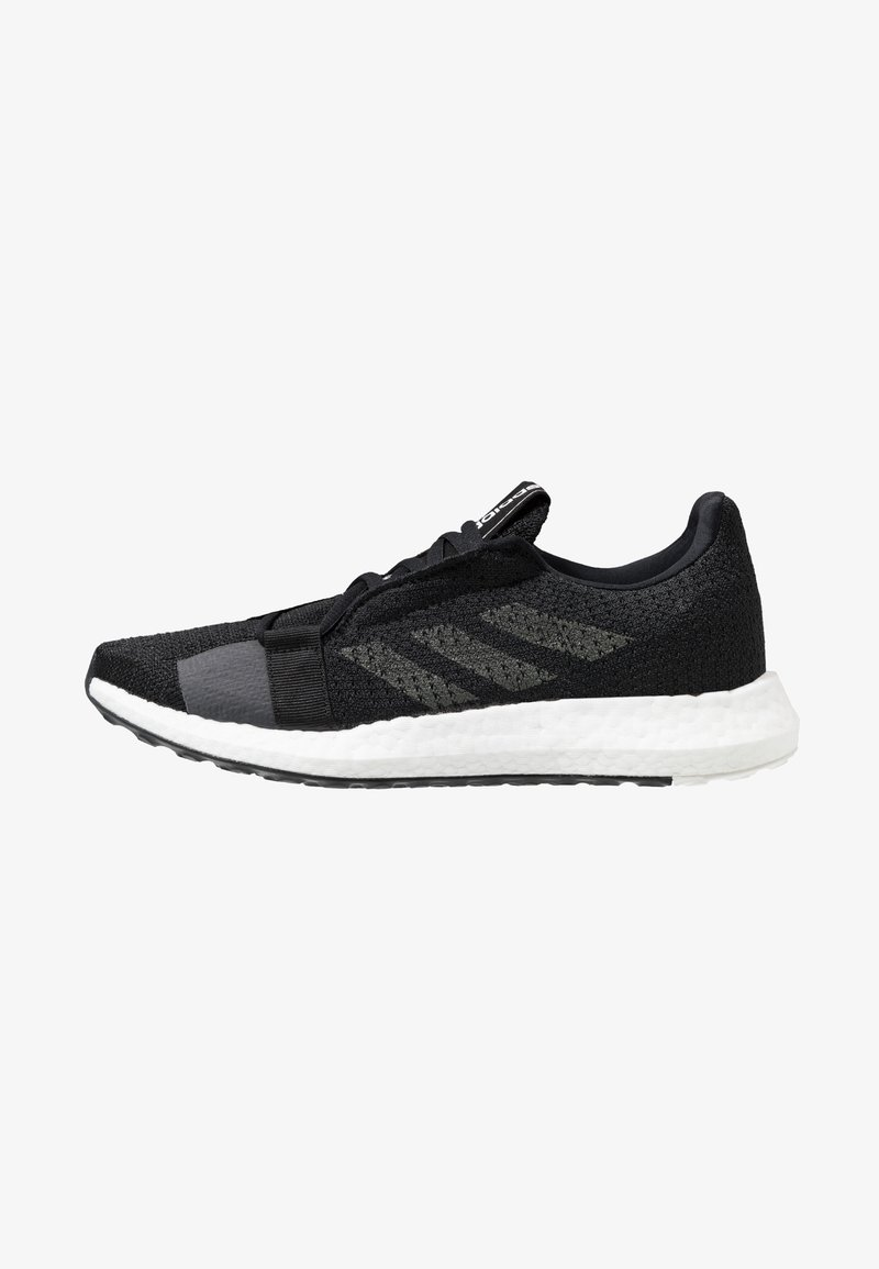 adidas Performance - SENSEBOOST GO - Juoksukenkä/neutraalit - core black/grey five/footwear white