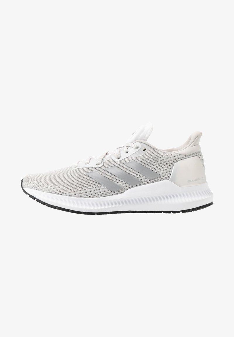 adidas Performance - SOLAR BLAZE - Neutrální běžecké boty - grey one/silver metallic/core black