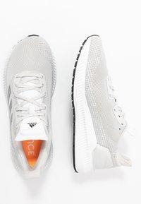 adidas Performance - SOLAR BLAZE - Neutrální běžecké boty - grey one/silver metallic/core black - 1