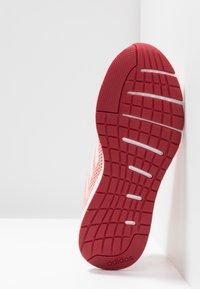adidas Performance - SOORAJ - Scarpe running neutre - glow pink/footwear white/semi coral - 4